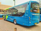 mynameisjon-2 -- The bus is named in memory of PC Jonathan Henry who was murdered in Luton in 2007.
