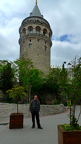 Not the Galata Tower